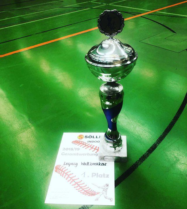 Wallbreakers verteidigen ihren Meistertitel beim Söllner-Indoor-Cup